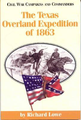 Texas Overland Expedition of 1863 book