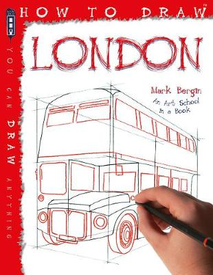 How To Draw London by Mark Bergin