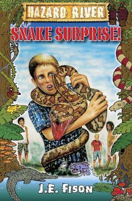 Snake Surprise! by JE Fison