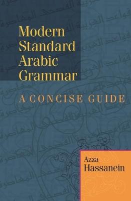 Modern Standard Arabic Grammar book