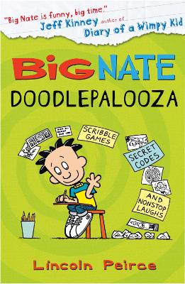 Doodlepalooza by Lincoln Peirce