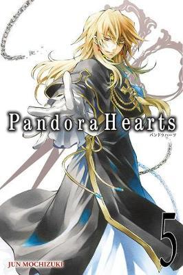 PandoraHearts, Vol. 5 by Jun Mochizuki