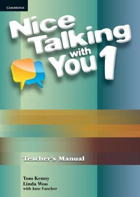 Nice Talking With You Level 1 Teacher's Manual by Tom Kenny