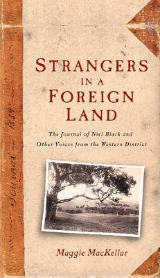 Strangers in a Foreign Land by Sarah THORNTON