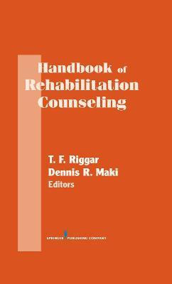 Handbook of Rehabilitation Counseling book