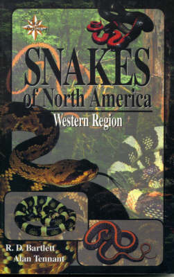 Snakes of North America by R. D. Bartlett