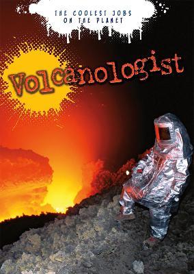 Volcanologist by Hugh Tuffen