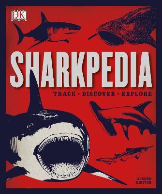 Sharkpedia, 2nd Edition book