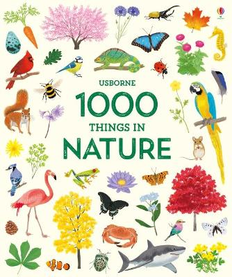 1000 Things in Nature book
