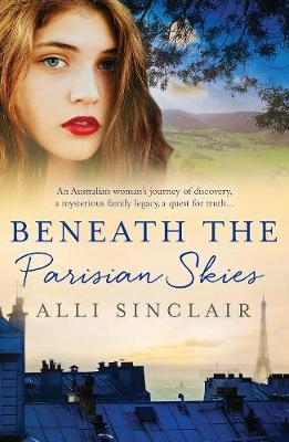 BENEATH THE PARISIAN SKIES book