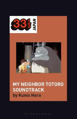 Joe Hisaishi's Soundtrack for My Neighbor Totoro book