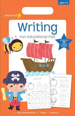 Little Genius Small Pad Writing book
