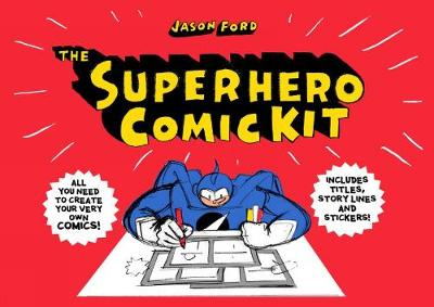 Superhero Comic Kit by Jason Ford