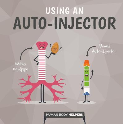 Using an Autoinjector by Harriet Brundle