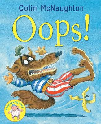 Oops! by Colin McNaughton