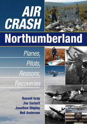 AIR CRASH Northumberland book