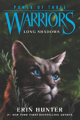 Warriors: Power of Three #5: Long Shadows by Erin Hunter