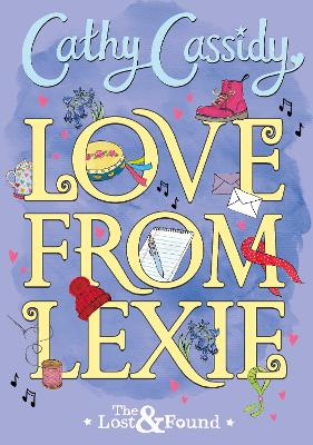 Love from Lexie (The Lost and Found) book