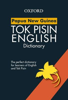 Papua New Guinea Study Dictionary Tok Pisin by Susan Baing
