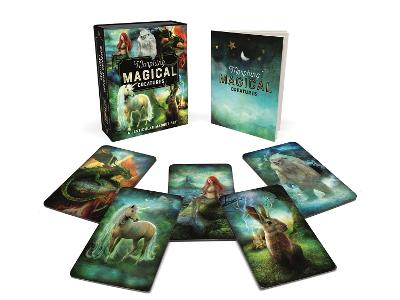 Morphing Magical Creatures: A Lenticular Magnet Set by Ruoxi Chen