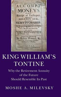 King William's Tontine book