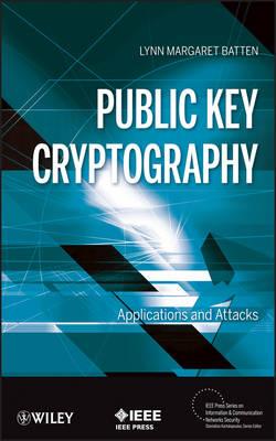 Public Key Cryptography book
