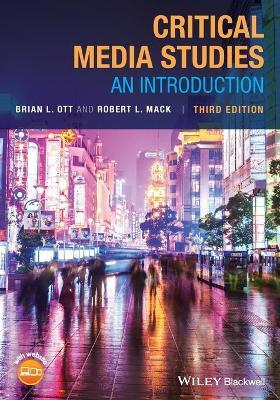 Critical Media Studies: An Introduction book