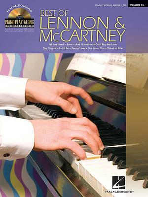 Piano Play-Along Volume 96 by John Lennon