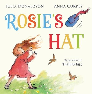 Rosie's Hat book