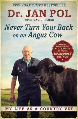 Never Turn Your Back On An Angus Cow by Jan Pol