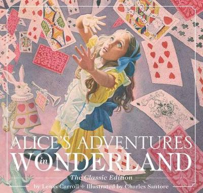 Alice in Wonderland Coloring Book: The Classic Edition book
