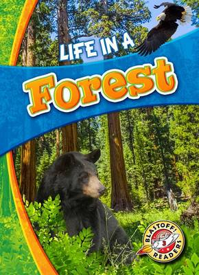 Life in a Forest book