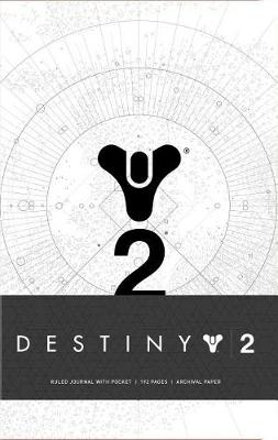 Destiny 2 Hardcover Ruled Journal by Insight Editions