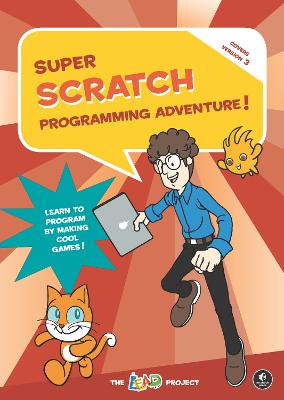 Super Scratch Programming Adventure (scratch 3) by The LEAD Project
