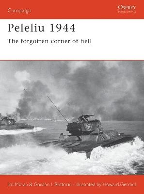 Peleliu 1944 by Derrick Wright