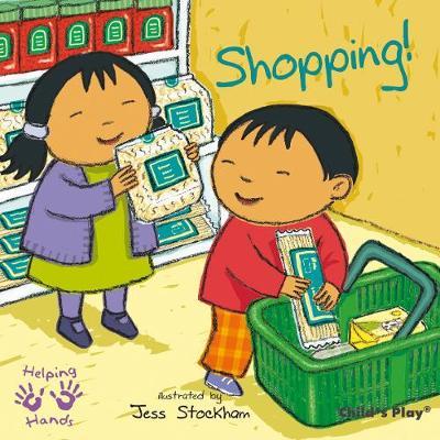 Shopping! by Jess Stockham