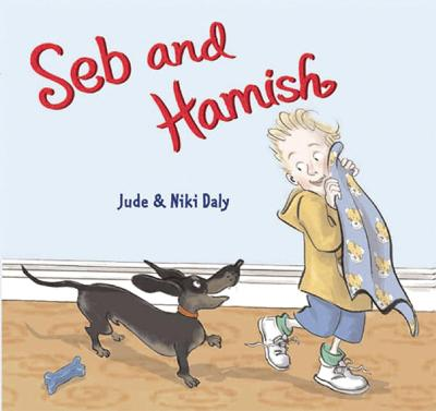 Seb and Hamish by Jude Daly