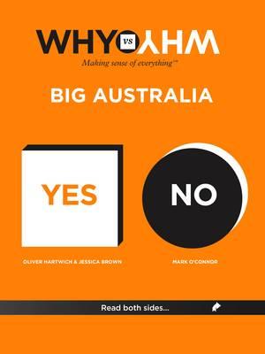 Big Australia by Jessica Brown