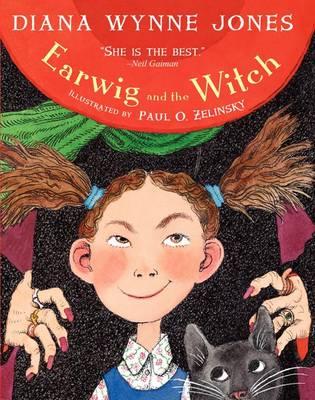 Earwig and the Witch by Diana Wynne Jones