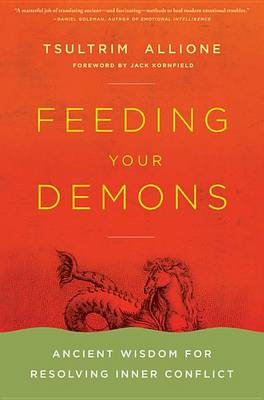 Feeding Your Demons by Lama Tsultrim Allione