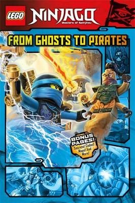 Lego Ninjago: From Ghosts to Pirates (Graphic Novel #3) by Caravan Studio