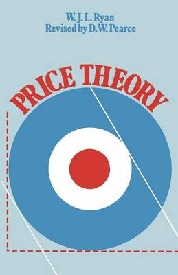 Price Theory by William James Louden Ryan