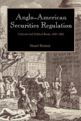 Anglo-American Securities Regulation book