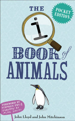 QI The Pocket Book of Animals by John Mitchinson