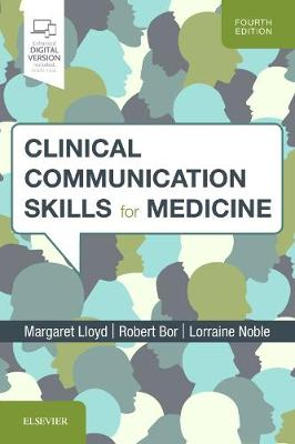 Clinical Communication Skills for Medicine book