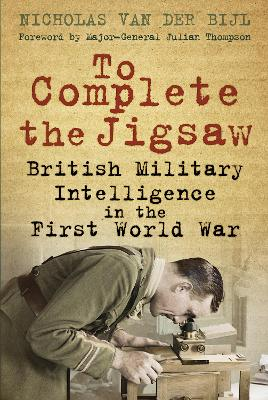 To Complete the Jigsaw by Nicholas van der Bijl