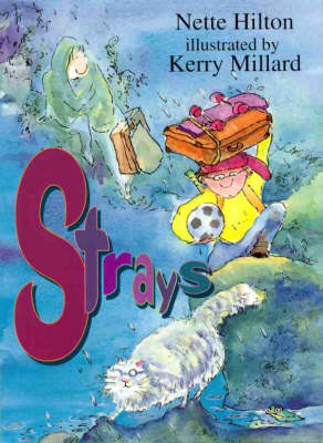 Strays: Graded Reading: Red by Nette Hilton