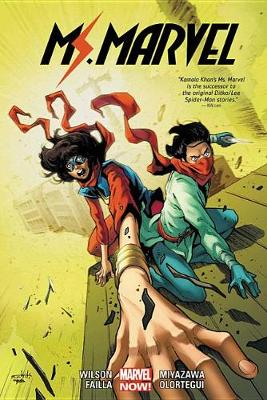 Ms. Marvel Vol. 4 by G. Willow Wilson