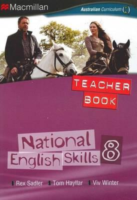 National English Skills 8 Teacher Book by Rex Sadler