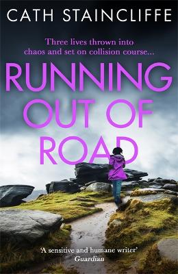 Running out of Road: A gripping thriller set in the Derbyshire peaks book